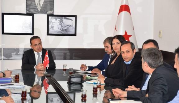 Tarım Bakanlığı'yla Türkiye DSİ'den geniş kapsamlı su toplantısı