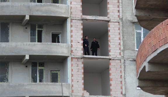 Tehlikeli inşaatlar durdurulacak