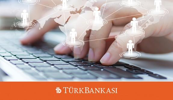 Türk Bankası Kurumsal İnternet Bankacılığı yenilendi
