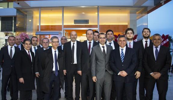 Türk Bankası Yenikent Şubesi hizmete açıldı