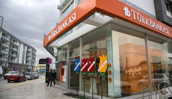 Türk Bankası'na yeni konsept şube