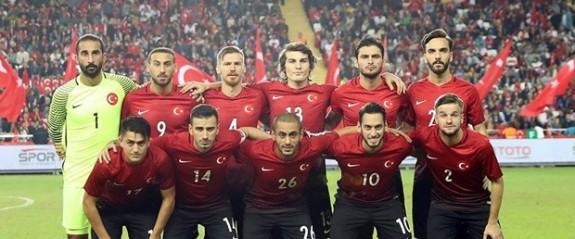 Türkiye, FIFA dünya sıralamasında üç basamak yükseldi