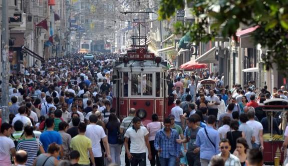 Türkiye nüfusu 81 milyona dayandı