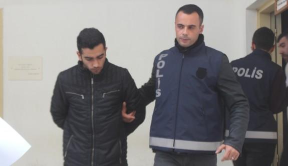 Türkiye'den turist olarak geldi, üç günde hırsızlık yaptı