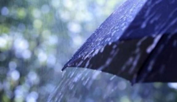 Üç gün yağmur var