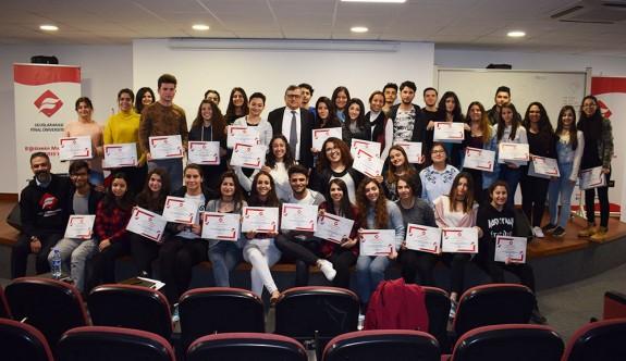 UFÜ'den girişimcilik ve kariyer kampıyla öğrencilere destek