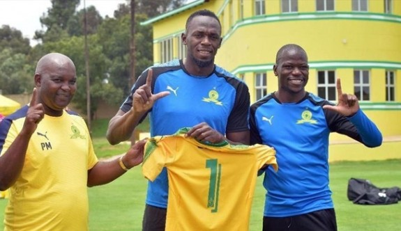 Usain Bolt'un takımı belli oldu