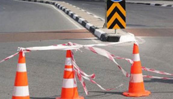 Yarın Lefkoşa'da bazı yollar kapalı