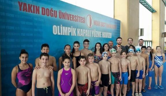 YDÜ havuzunun, Türkiye'den konukları vardı