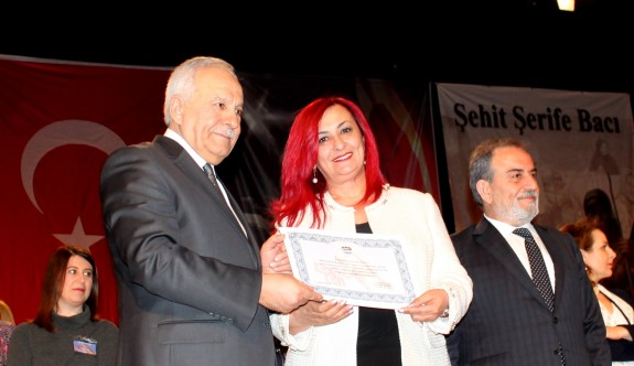 Yrd. Doç. Dr. Necla Tuzcuoğlu, başarılı 50 kadın arasında