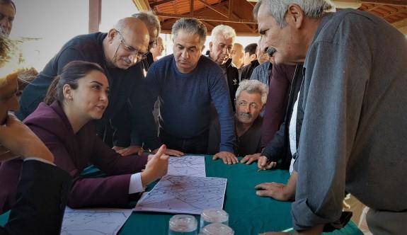 119 köyün harita yenileme çalışmaları tamamlandı