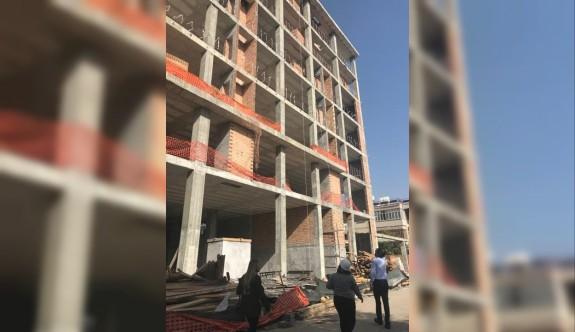 171 inşaatın  75'inin faaliyetleri durduruldu