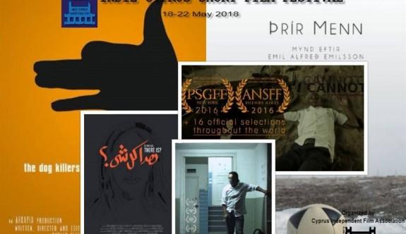 1. Kıbrıs Bağımsız Kısa Film Festivali 18-22 Mayıs'ta