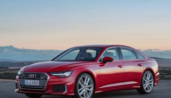 2019 yeni kasa Audi A6 gün yüzüne çıktı