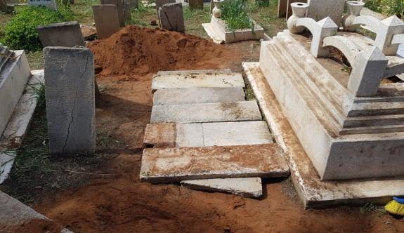 20 yıl sonra şüphe üzerine mezar açıldı