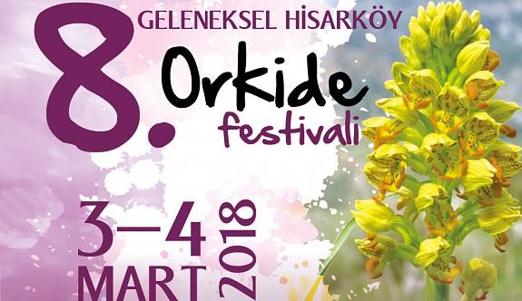 8. Geleneksel Hisarköy Orkide Festivali, 3 Mart Cumartesi