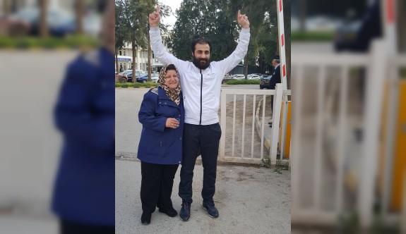 80 gün boşu boşuna tutuklu kaldı