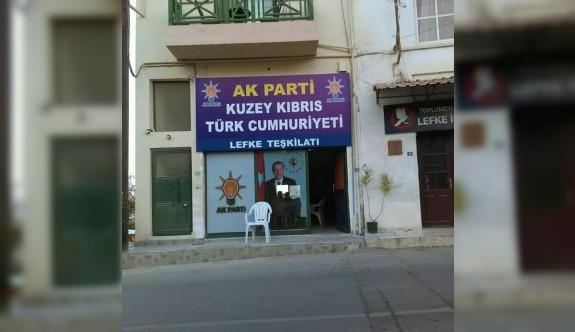 AKP temsilcilikleri yasal mı?