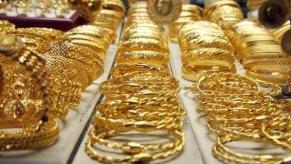 Altın tarihinin en yüksek seviyelerinde