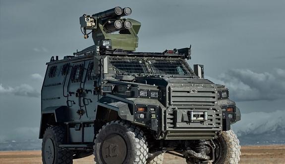 ASELSAN tanksavarla hedefi 12'den vurdu (Türkiye'nin yeni nesil yerli silahları)