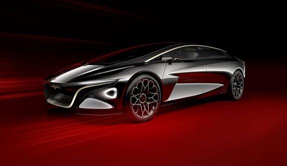 Aston Martin'in elektrikli lüksü Lagonda
