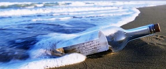 Avustralya'da dünyanın en eski şişe mesajı bulundu