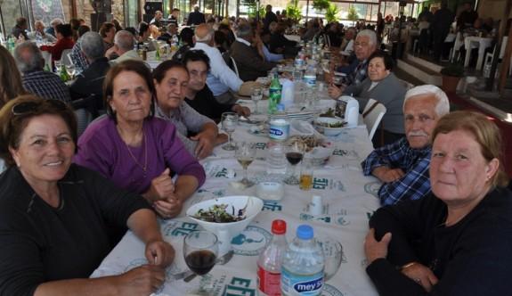 Çatalköy Belediyesi yaşlıları unutmadı