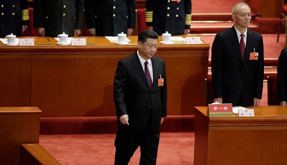 Çin'de yeni dönem başladı! Şi Cinping'in ölünceye kadar iktidarda kalabilir