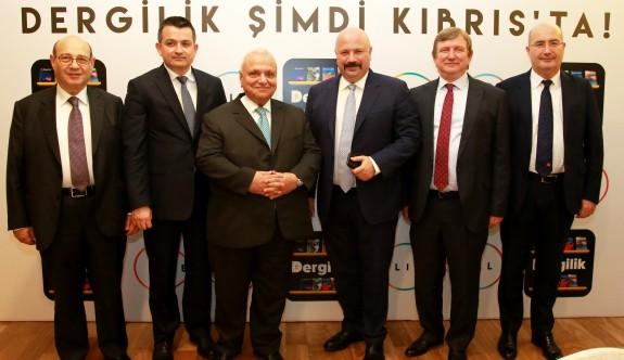 Dergilik, Kuzey Kıbrıs'ı dijital yayıncılık dünyasına taşıyor