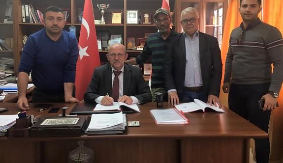 Dev-İş ile Serdarlı Belediyesi toplu iş sözleşmesi imzaladı