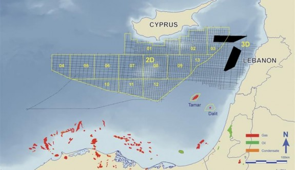 """Doğu Akdeniz doğal gaz deposu"""