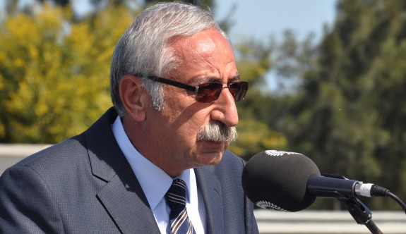 """""""Dr. Küçük her zaman Kıbrıs Türkünün kalbinde yaşayacak"""""""