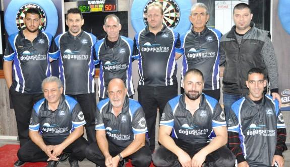 Efes Pilsen Darts Süper Ligi tamamlandı