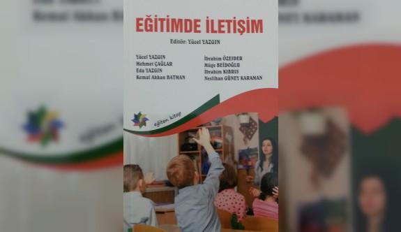 Eğitimcilere yeni kitap