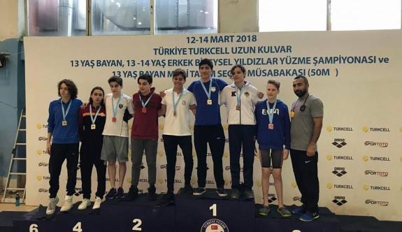 Emre, rekorla Türkiye ikincisi
