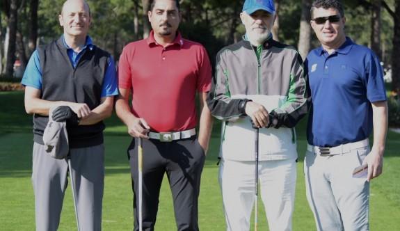 Esentepe'de Golf heyecanı yaşanıyor