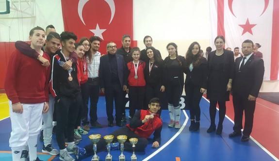 Eskrimde, Türkiye'de mücadele edecekler belirlendi