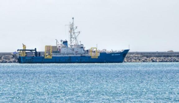ExxonMobil şirketinin diğer gemisi de Limasol'da