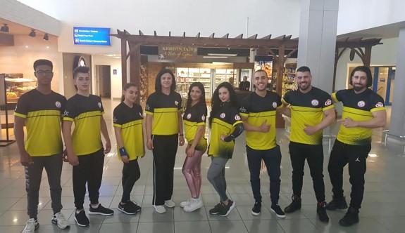 Fitnessçilerimiz Türkiye'de derece için podyuma çıkacak