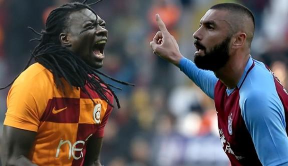 Galatasaray ile Trabzonspor 125. randevuda