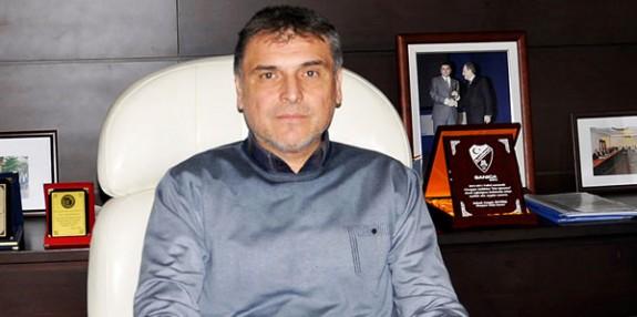 Galatasaray'ın ilk başkan adayı Fatinoğlu