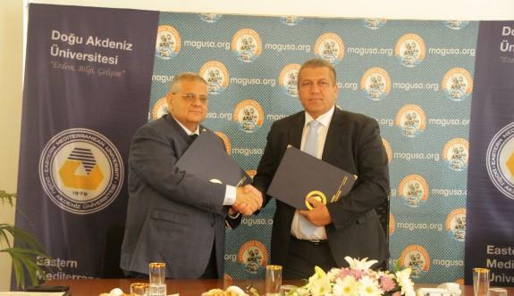 Gazimağusa Belediyesi ve DAÜ arasında iş birliği