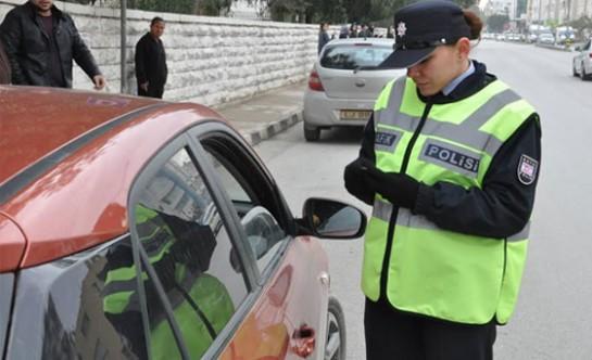 Gazimağusa ve Güzelyurt'ta Asayiş ve Trafik Operasyonu