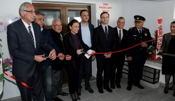 Girne'deki Danışma ve Destek Merkezi hizmete sunuldu