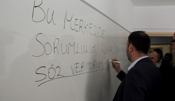 Girne'ye çok yönlü destek merkezi