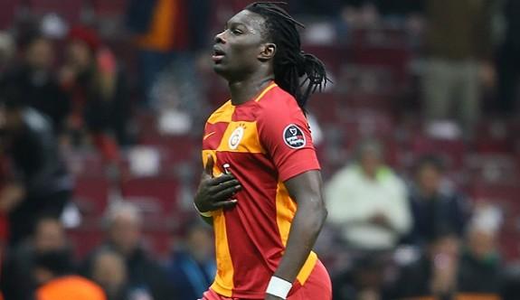 Gomis atıyor, Galatasaray kazanıyor