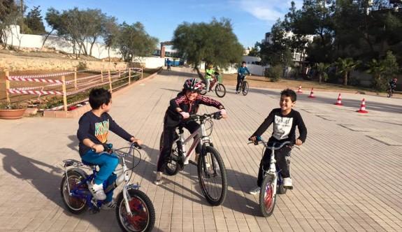 Gönyeli'de bisiklet kursları yeniden başlıyor