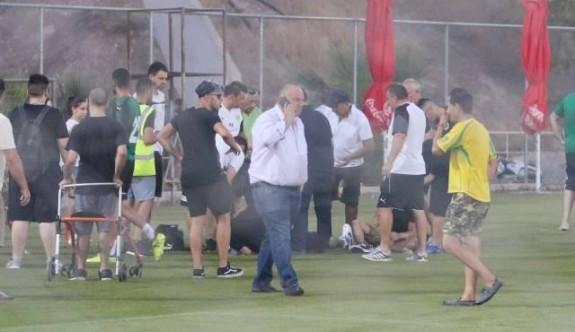 Güney Kıbrıs'ta sahalar arena oldu