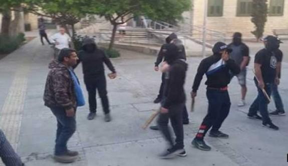 Güney'de Kıbrıslı Türk'e saldırı