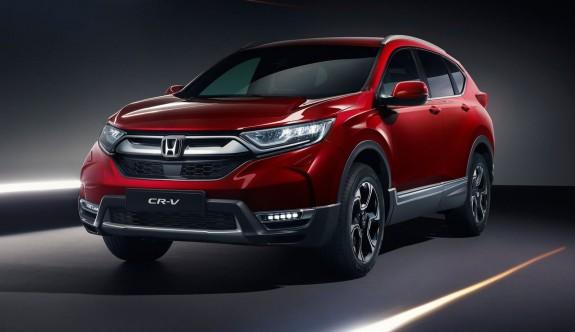 Honda CRV hayran bırakacak